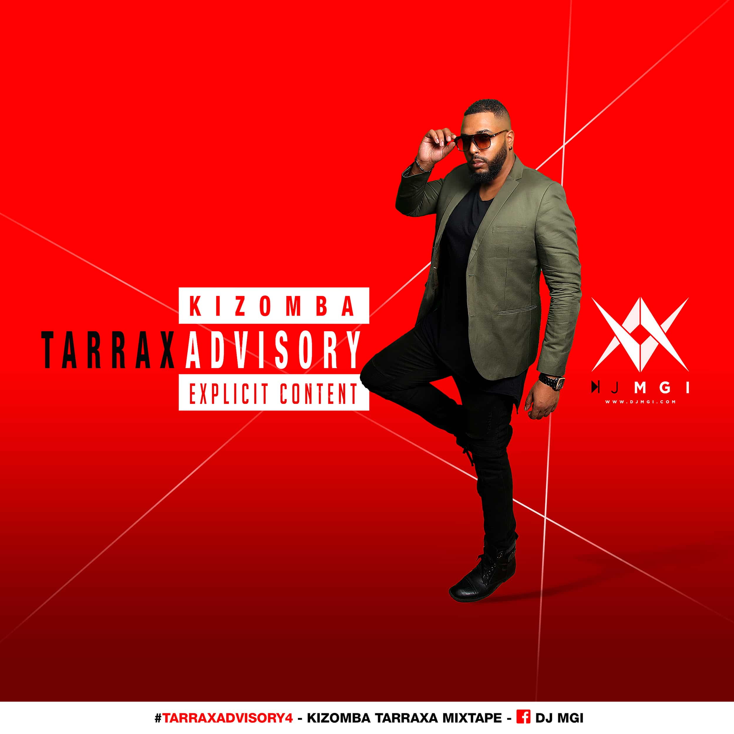 TarraxaDvisory 4 - Kizomba Tarraxa Mixtape - Dj Mgi